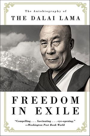 Freedom in Exile book image