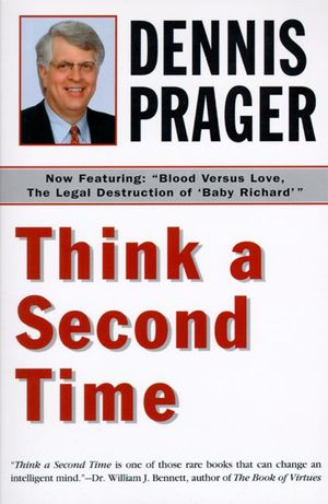 Think a Second Time book image