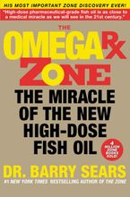 The Omega Rx Zone Paperback  by Barry Sears