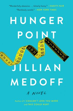 Hunger Point book image