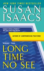 Long Time No See Paperback  by Susan Isaacs