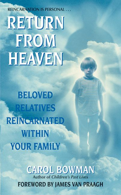Return from heaven carol bowman paperback fandeluxe Images