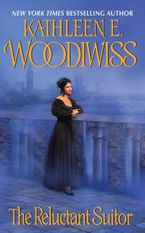 The Reluctant Suitor Paperback  by Kathleen E. Woodiwiss