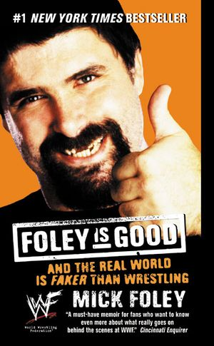 Foley is Good book image