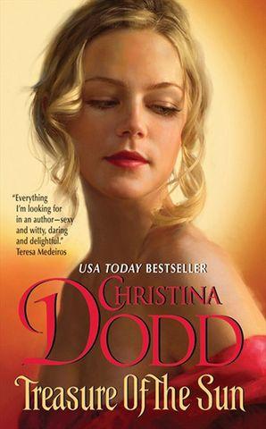 Treasure of the Sun Paperback  by Christina Dodd