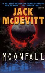 Moonfall Paperback  by Jack McDevitt