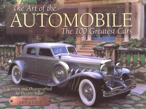The Art of the Automobile book image