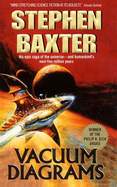 vacuum diagrams stephen baxter paperback