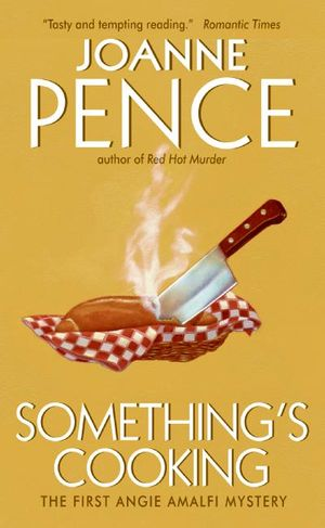 Something's Cooking book image