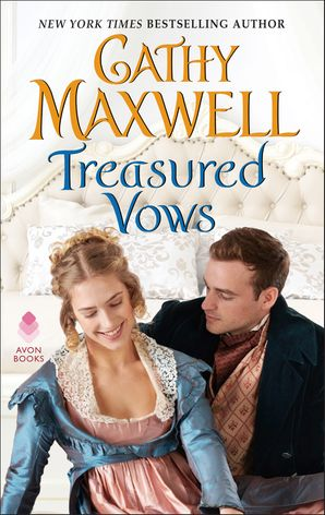 Treasured Vows Paperback  by Cathy Maxwell
