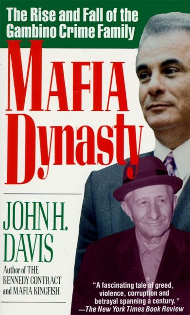 the mafia as a corporation essay