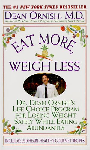 Eat More, Weigh Less book image