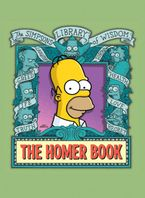 The Homer Book Hardcover  by Matt Groening
