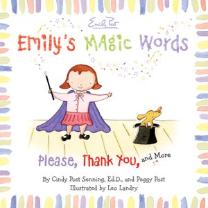 Emily's Magic Words book image