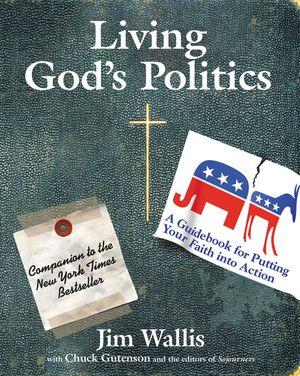 Living God's Politics book image