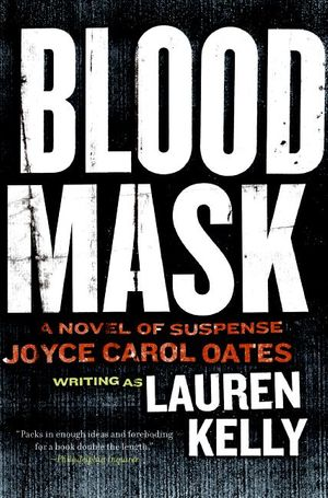 Blood Mask book image
