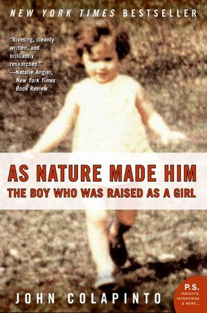 As Nature Made Him book image