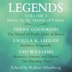 Legends Vol. 3 Downloadable audio file ABR by Robert Silverberg