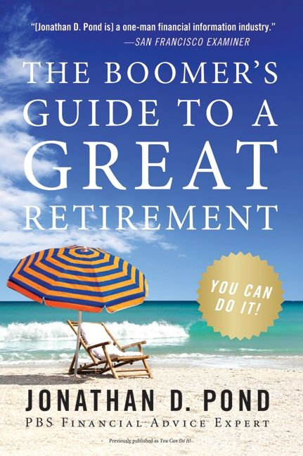 Book cover image: The Boomer's Guide to a Great Retirement: You Can Do It!