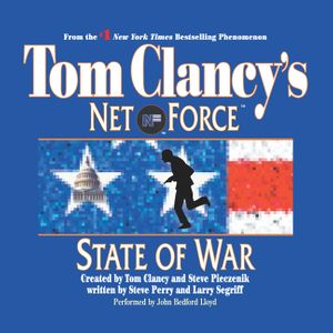Tom Clancy's Net Force #7: State of War book image