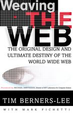 Weaving the Web Downloadable audio file ABR by Tim Berners-Lee