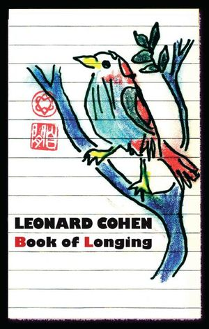 Book of Longing book image
