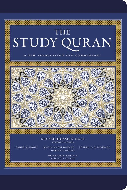 The Study Quran: A New Translation and Commentary ...