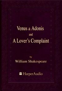 venus-and-adonis-and-a-lovers-complaint