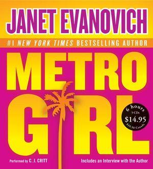 Metro Girl CD Low Price book image