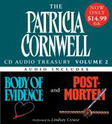 Patricia Cornwell CD Audio Treasury Volume Two Low Price