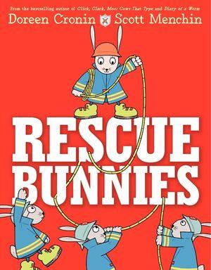 Rescue Bunnies book image