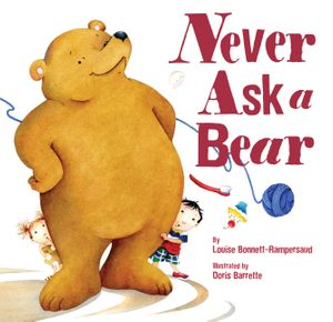 Never Ask a Bear book image