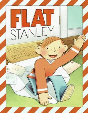 Flat Stanley (picture book edition) book image