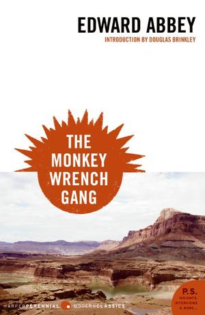The Monkey Wrench Gang book image