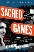 Sacred Games Paperback  by Vikram Chandra