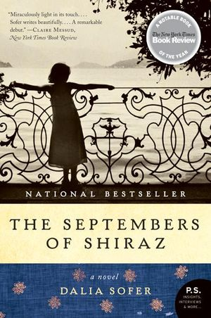 The Septembers of Shiraz book image
