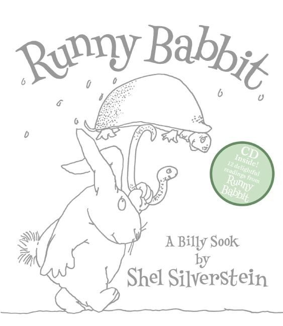Runny Babbit Book and Abridged CD