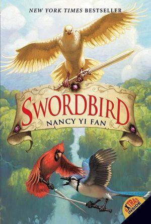 Swordbird book image