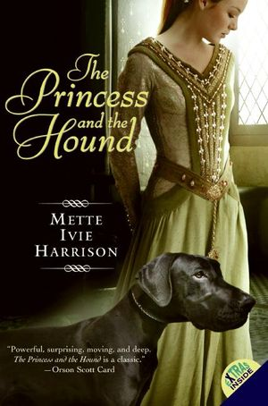 The Princess and the Hound book image