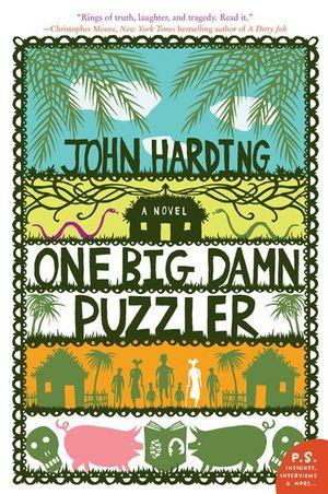 One Big Damn Puzzler book image