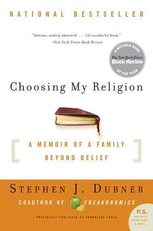Choosing My Religion book image