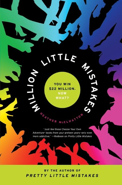 Million little mistakes heather mcelhatton paperback enlarge book cover fandeluxe Choice Image