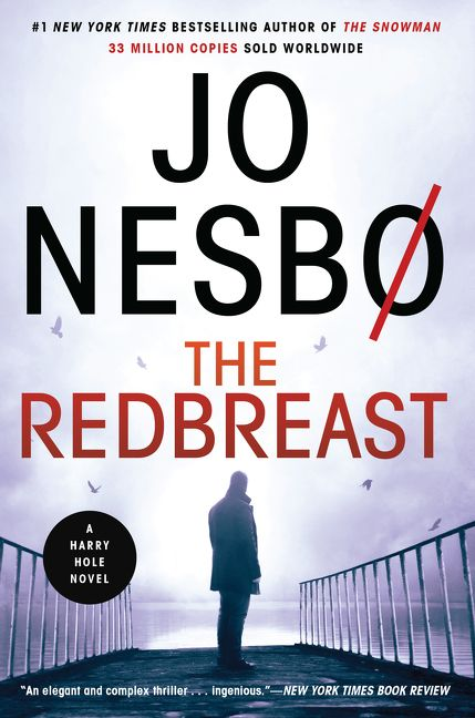 The redbreast jo nesbo paperback read a sample enlarge book cover fandeluxe Images