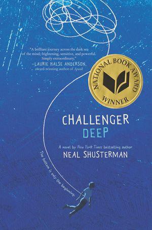 Challenger Deep book image
