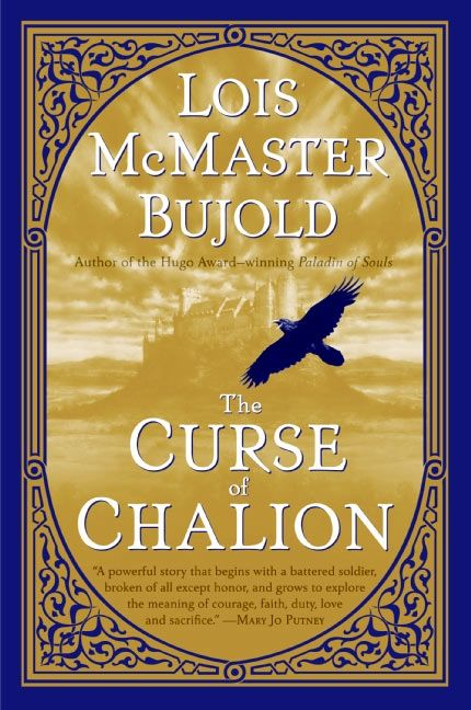 Image result for curse of chalion by lois mcmaster bujold