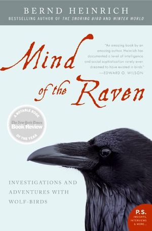 Mind of the Raven book image