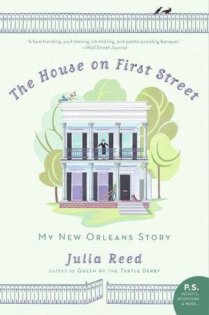 The House on First Street book image