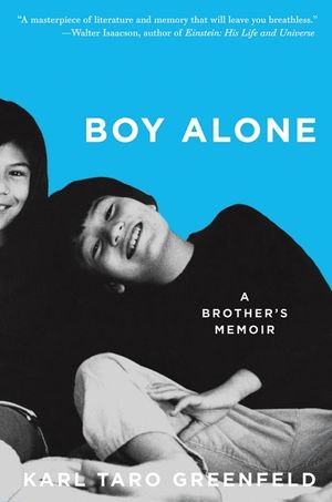 Boy Alone book image