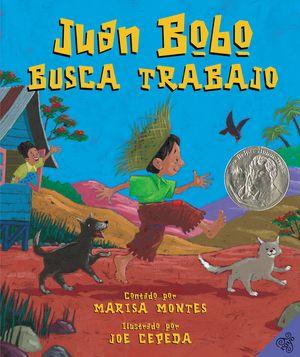 Juan Bobo busca trabajo book image