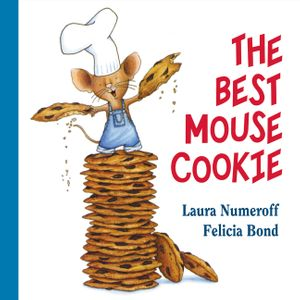 The Best Mouse Cookie book image